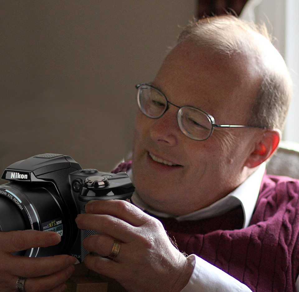 My friend Mark viewed the world through the lens of his Nikon and his faith in Christ.