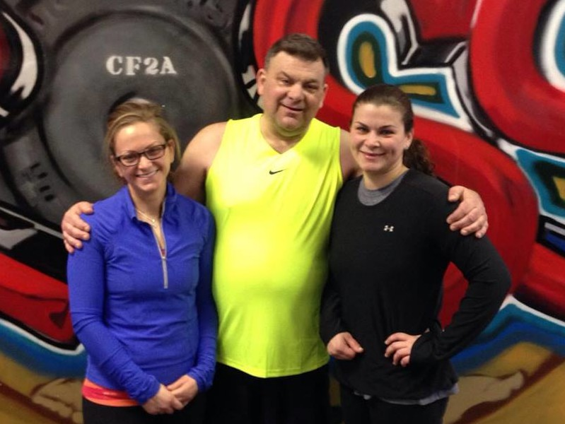 CrossFit is a Family Affair